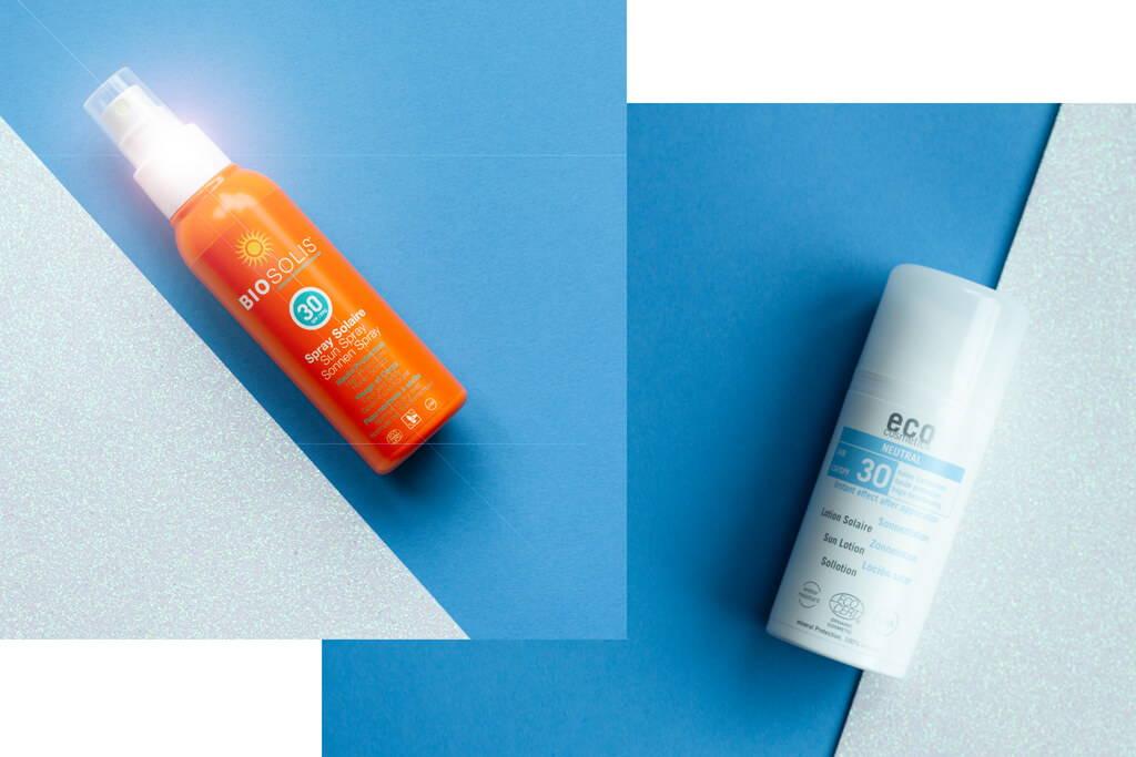 Mineralische Sonnencreme für den Körper im Test | Five Skincare