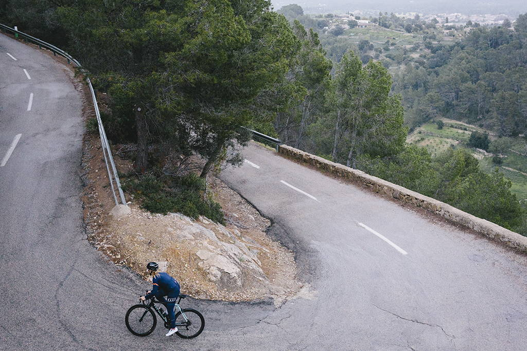 Bowman Cycles PalaceR Jade Race Bike