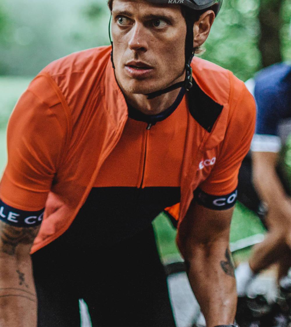 LE COL HERITAGE Cycling Cap Noir//Blanc Taille Unique