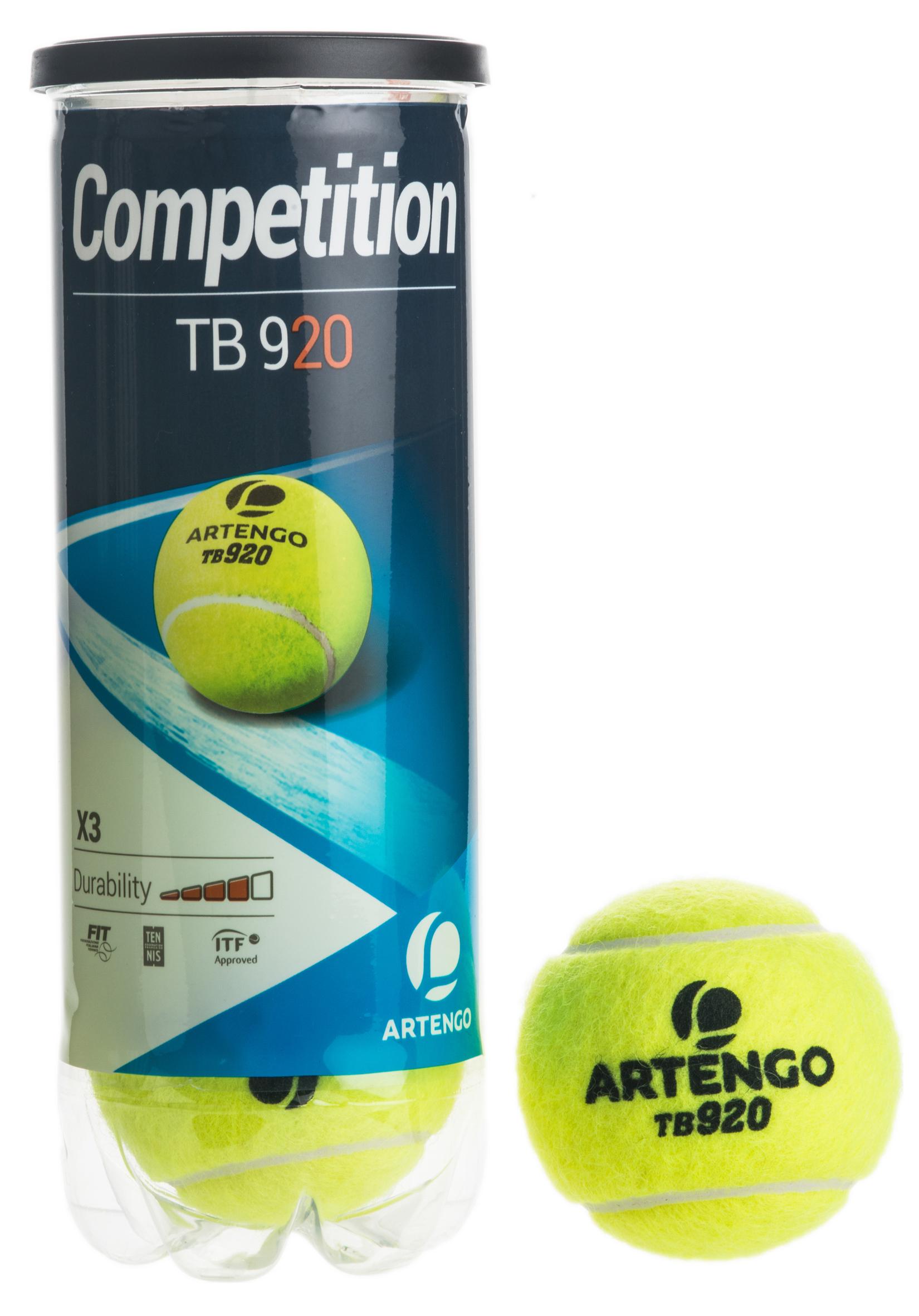 アルテンゴ テニスボール TB920 ATP250公式試合ボール