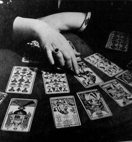 Tarot and Divination Intensive for beginners at Scarlet Sage San Francisco