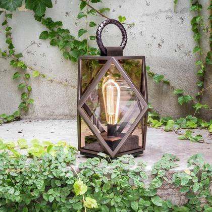 Modern Outdoor Entertaining Lamps