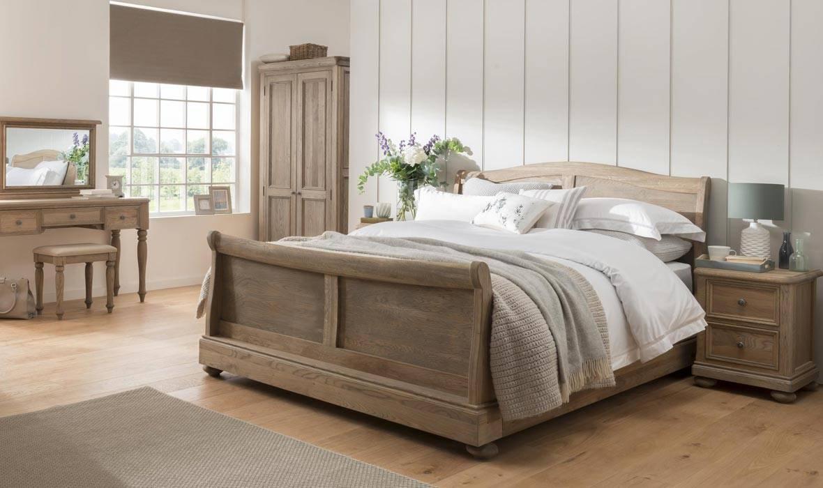 Oak Beds & Bed Frames At Better Furniture Norwich
