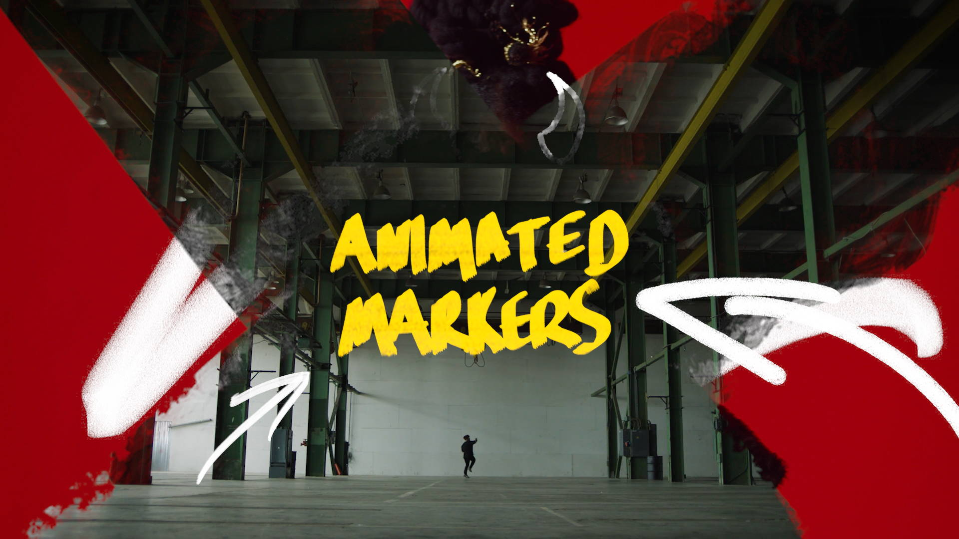 Animated Markers Pack by Visual FX Pro for Editors