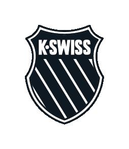 BLM K-Swiss Logo/ Black and White Logo
