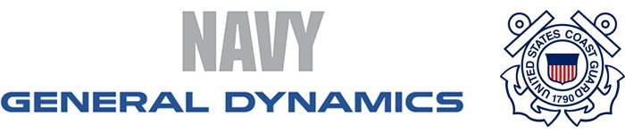 General Dynamics, Portsmouth Naval Shipyard, US Coast Guard, US Navy