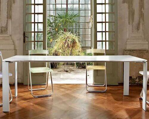 Kartell Four Dining Table