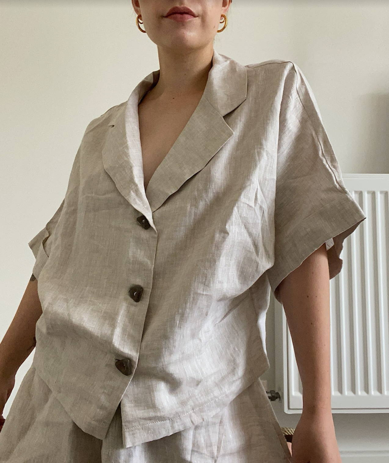 Fanfare Label Sustainable Women's Clothing Brand, shop our ethical linen sets.