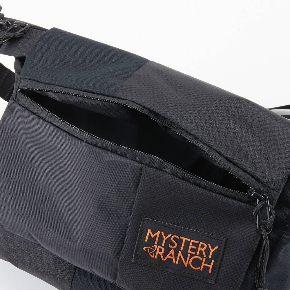 MYSTERY RANCH(ミステリーランチ)/日本限定 スカ/ブラック/UNISEX
