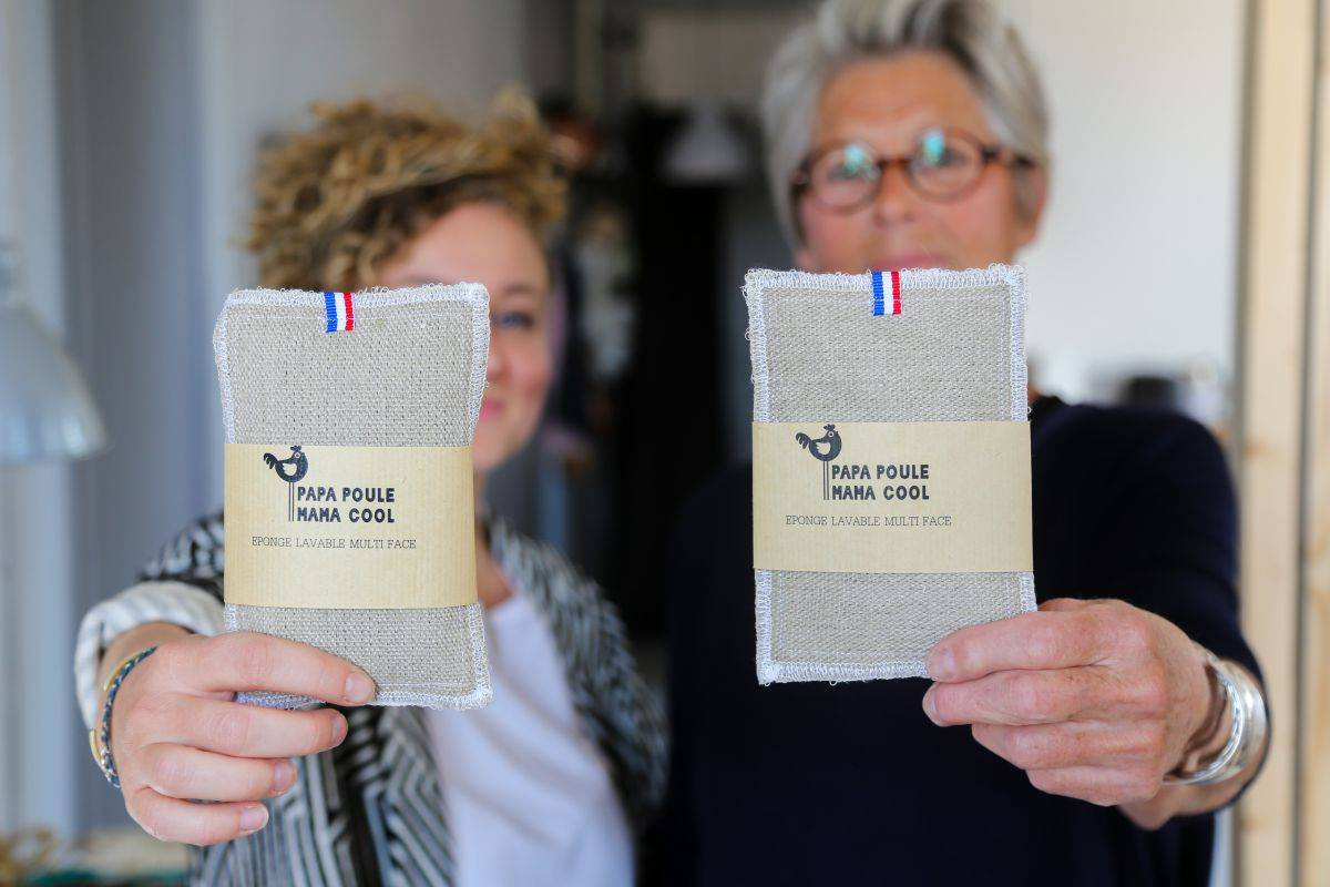 L'éponge écologique et Made in France