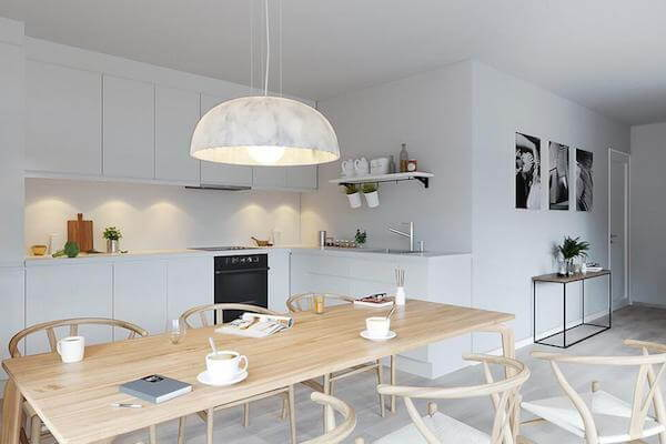 Lighting for your modern dining room