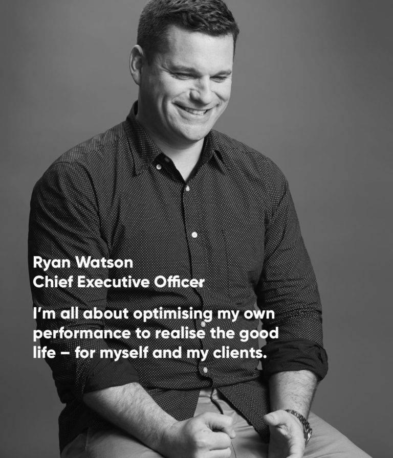 Ryan Watson, Tribeca Financial CEO