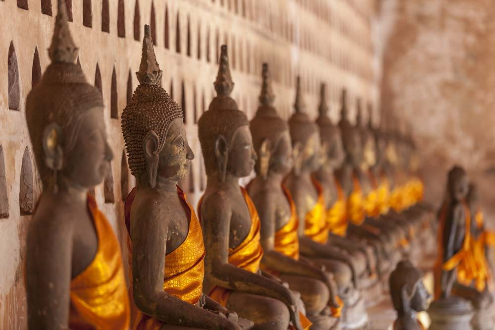 Travelbay Laos Private Tours - Wat Sisaket, Vientiane