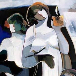 Modern Art. Shanan Campbell. Sorrel Sky Gallery. Art Advisor. Art Consultant. Corporate Art. Private Art Collection. Santa Fe Art Gallery