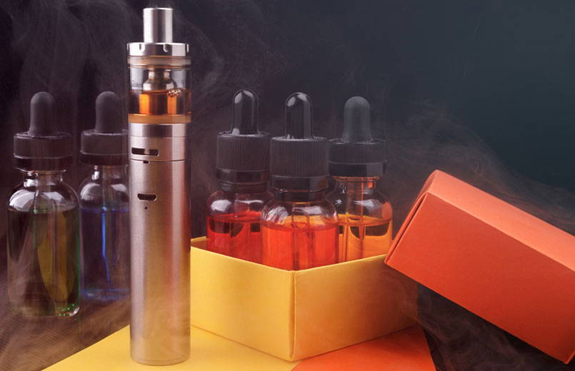 diy e-liquid with vape pen