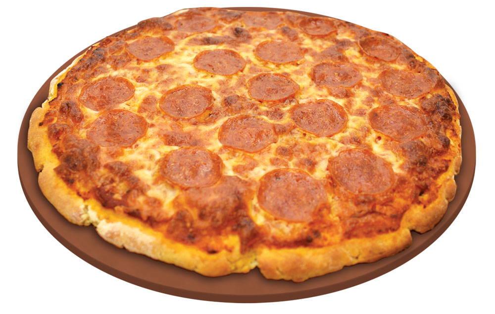 Make delicious gluten-free pizza