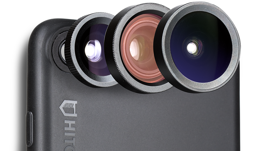 High quality Hitcase TrueLUX Superwide Lens