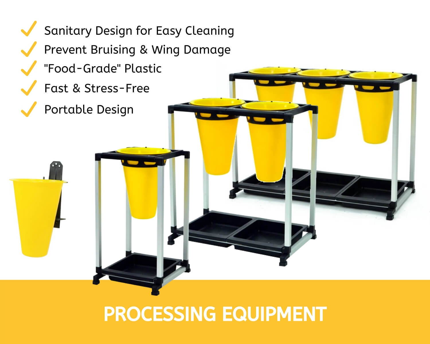 Processing Equipment - Cimuka Hatching Time