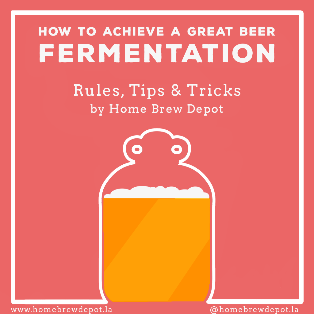 How to achieve a great beer fermentation