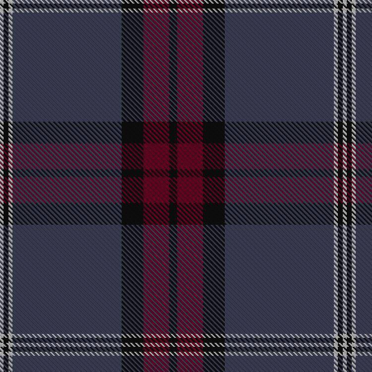 University of Edinburgh tartan