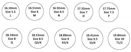This Gives You Great Flexiblity To Find A Size Which Suits Best The Chart Below Helps Identify Will Suit