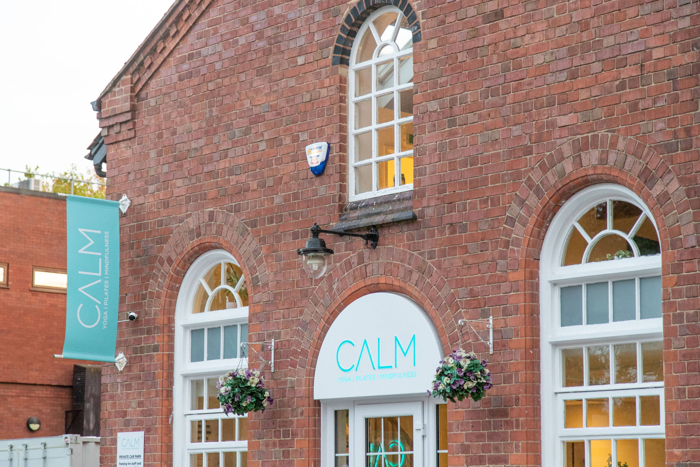 Remedy Physiotherapy Clinic located inside Calm Yoga Studios Burton