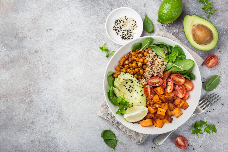Top Vegan Foods Blog Post