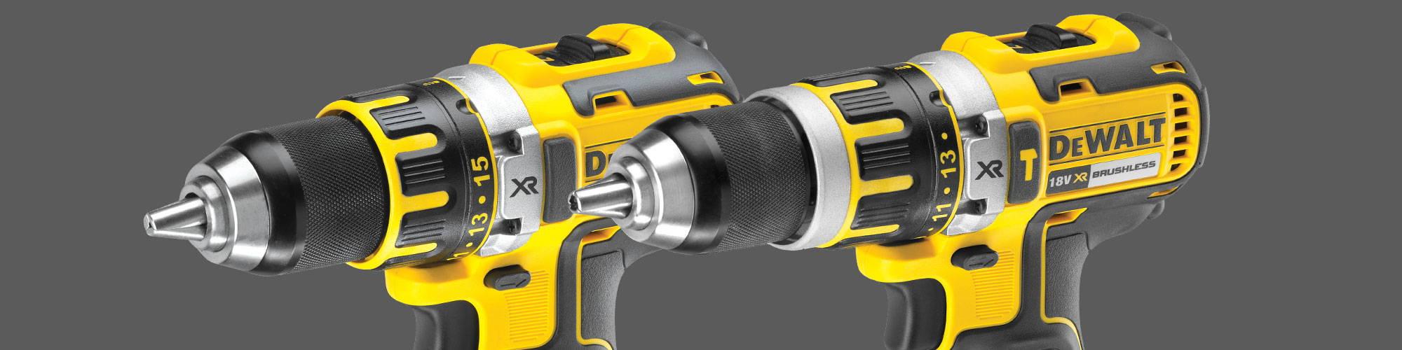 Dewalt DCD795 & DCD790 Cordless Drills Comparison & Review