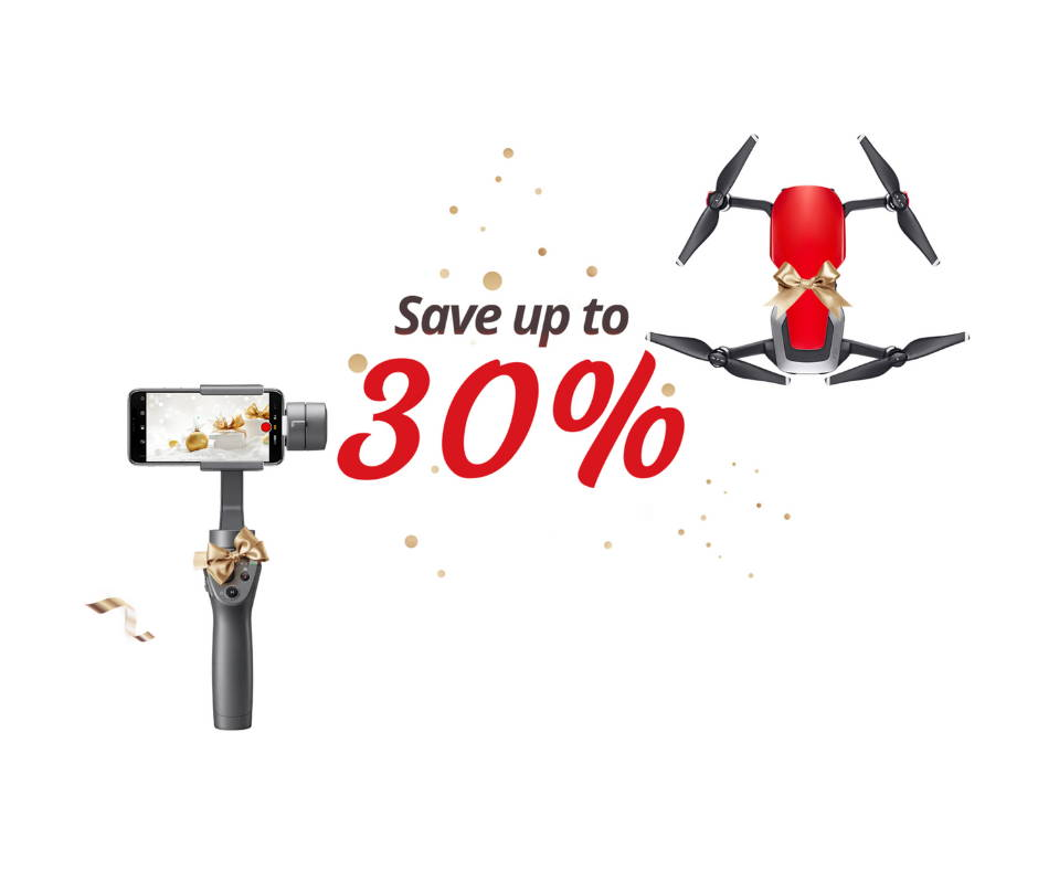 Dr Drone Holiday and Christmas Sales