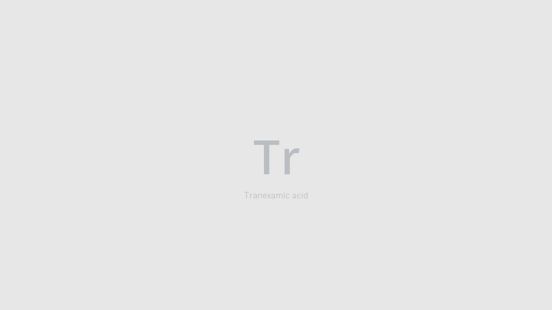 酸 効果 トラネキサム