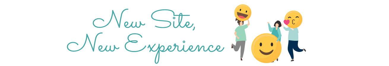 New Site, New Esperience