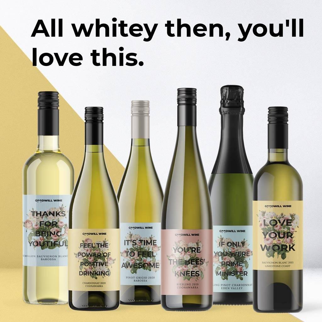 Our Favourite Whites