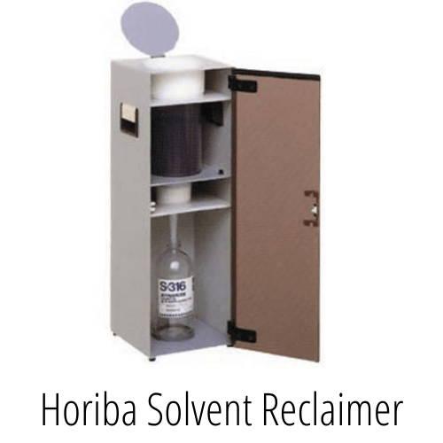S-316 solvent reclaimer