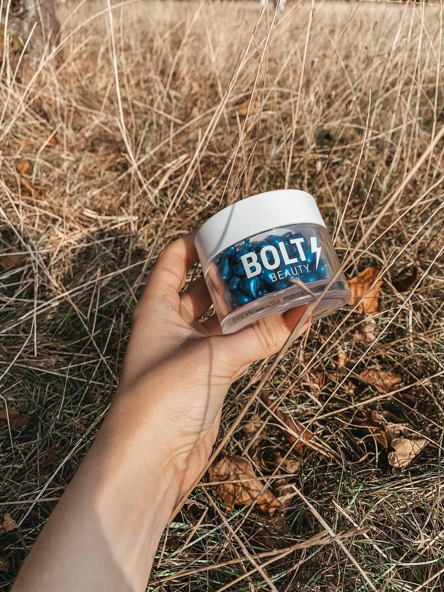 Bolt Beauty - travel moisturiser - Mad About Moisture