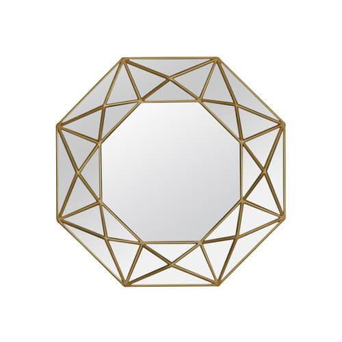 Varaluz Casa Geo Octagonal Mirror