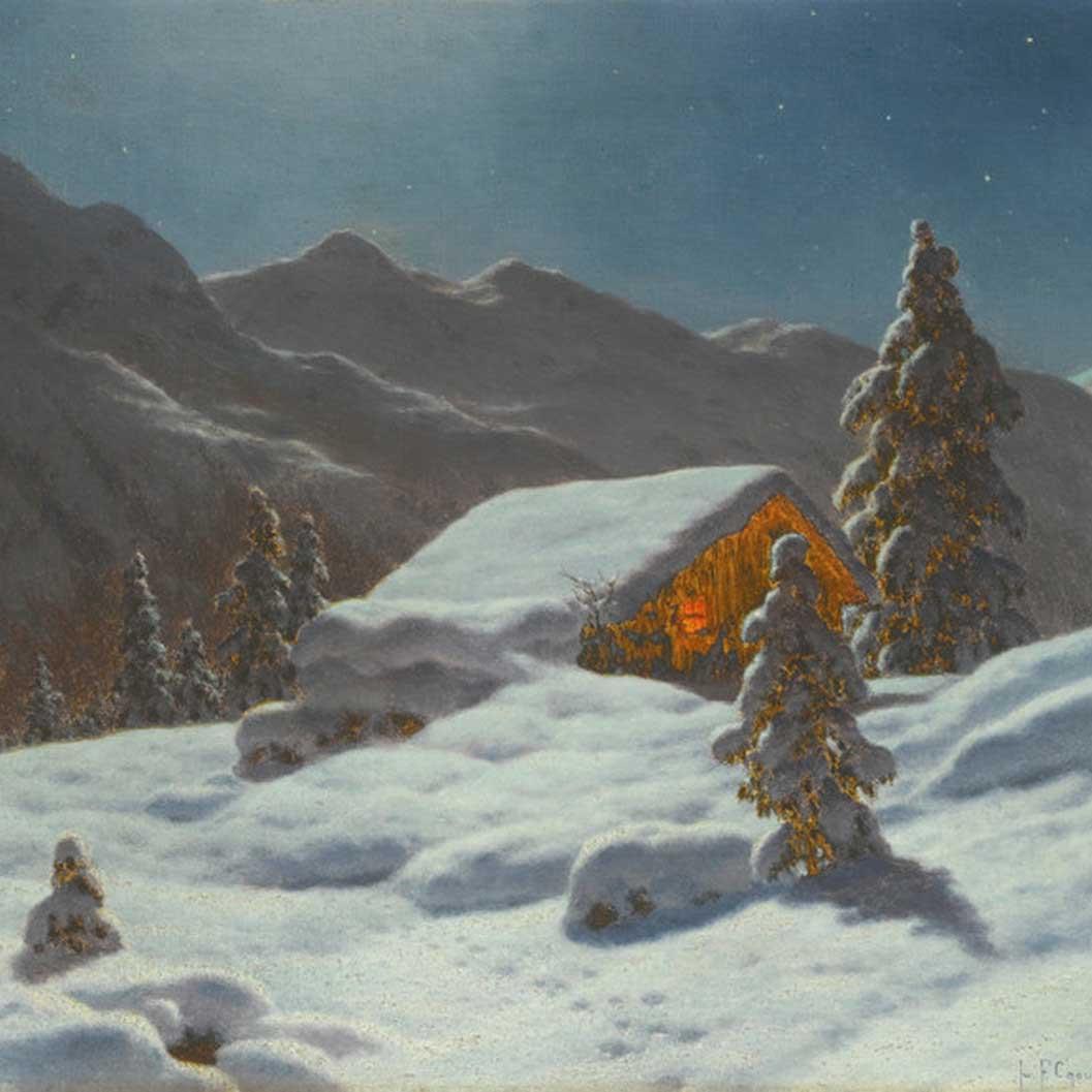 Ivan Fedorovich Choultse Art