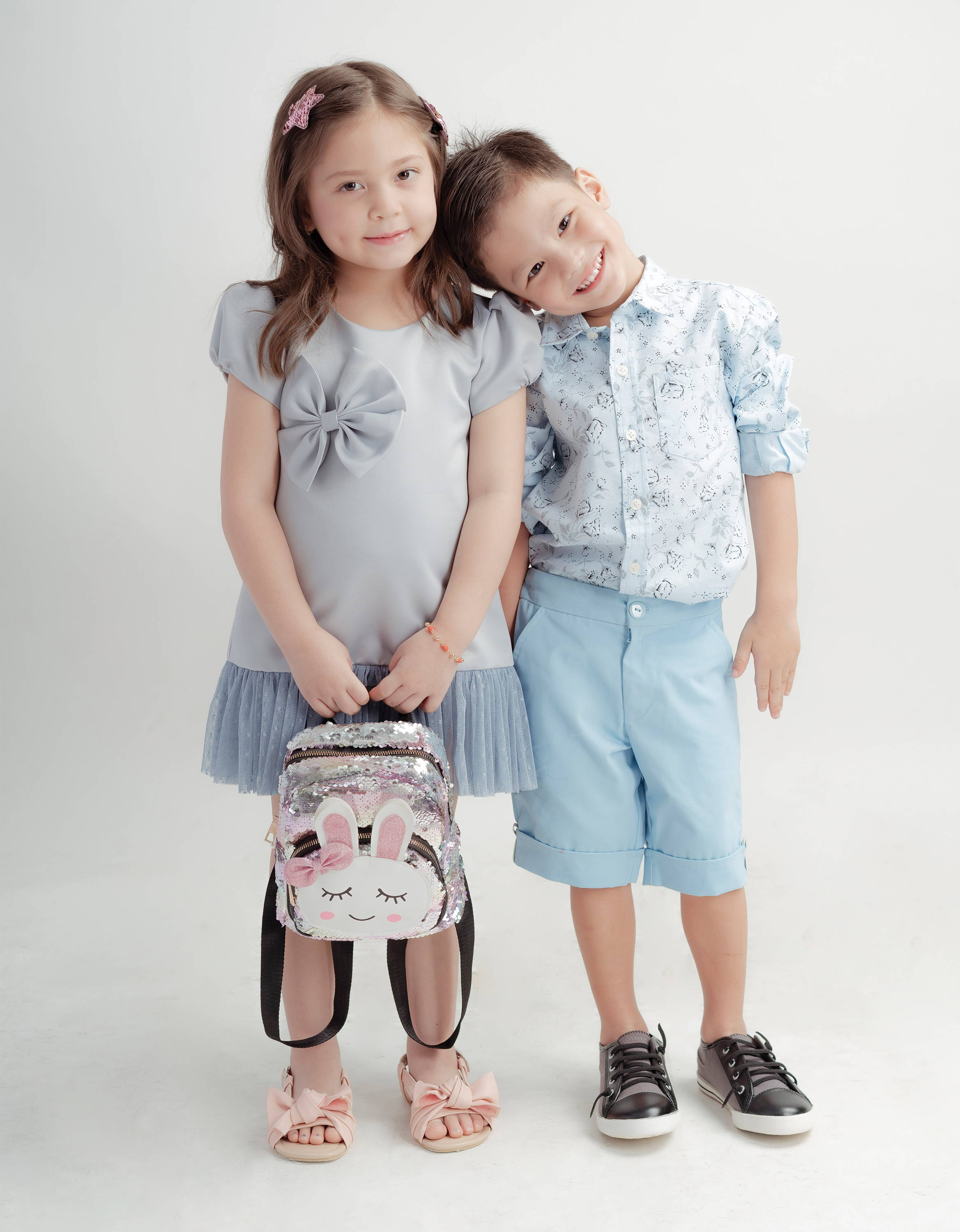 Holiday Looks for the Tots – Rustans.com