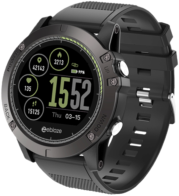 Tactical Smartwatch V3 HR