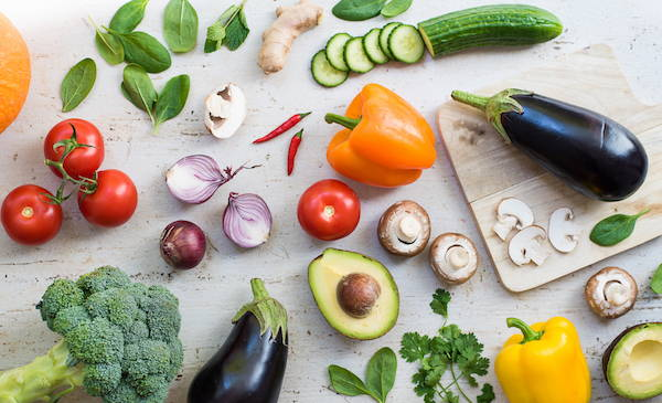 gas and bloating on a plant-based diet