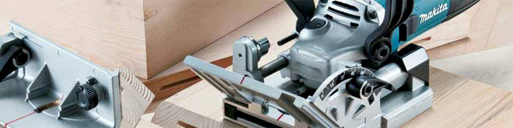 How to Biscuit Joint Using the Makita PJ7000