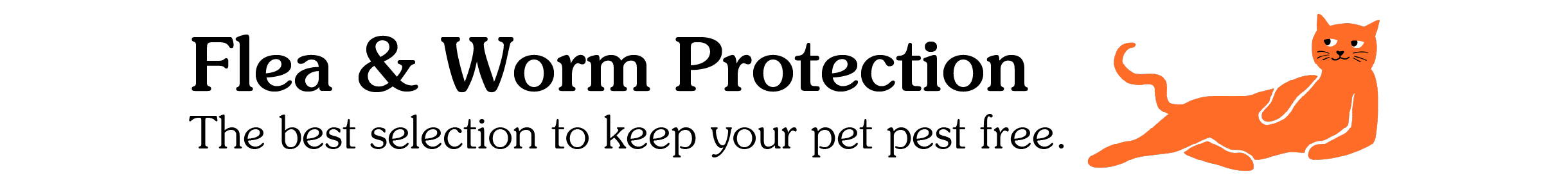 Flea & Worm Protection