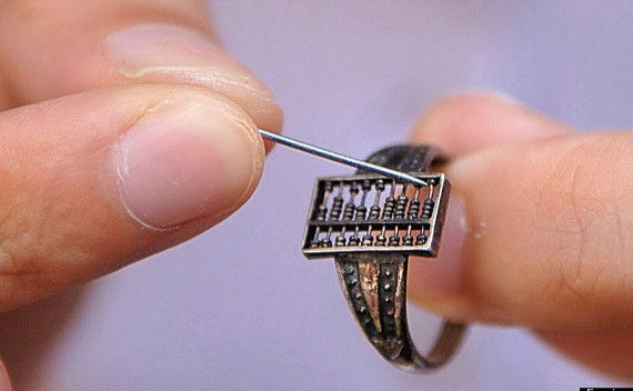 World First Smart Ring - That Ring Shop