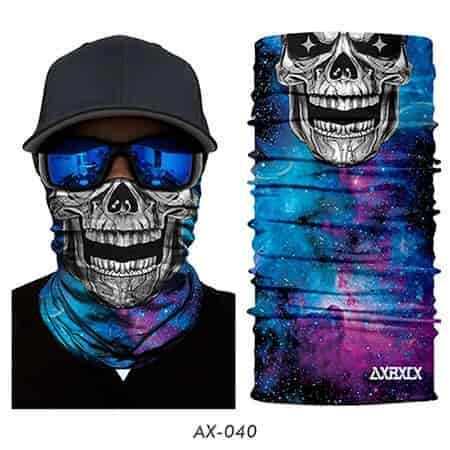 3d rave dust mask