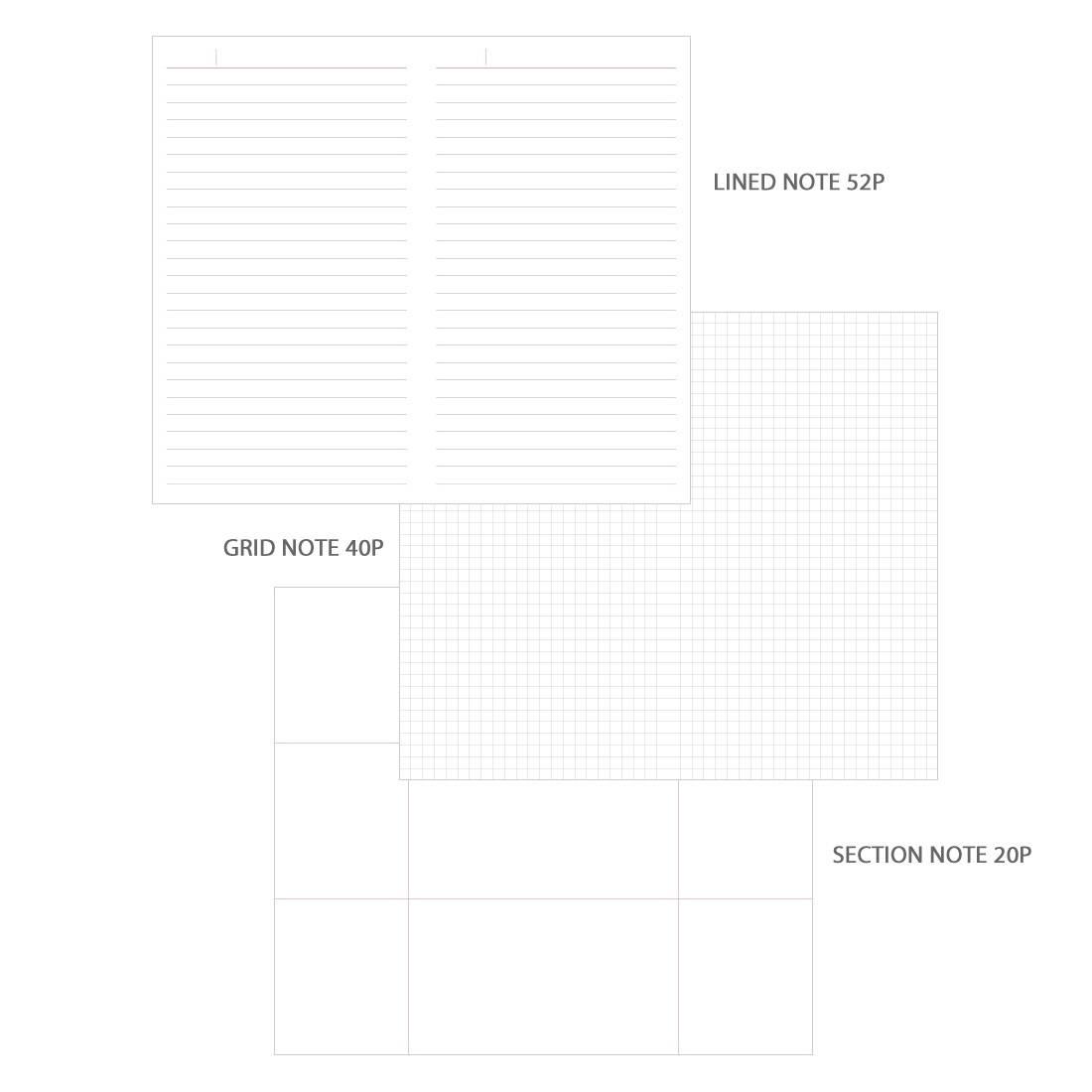 Free note - 2020 Prism Slim Diary