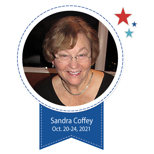 Sandra Coffey Retreat - October 20-24, 2021
