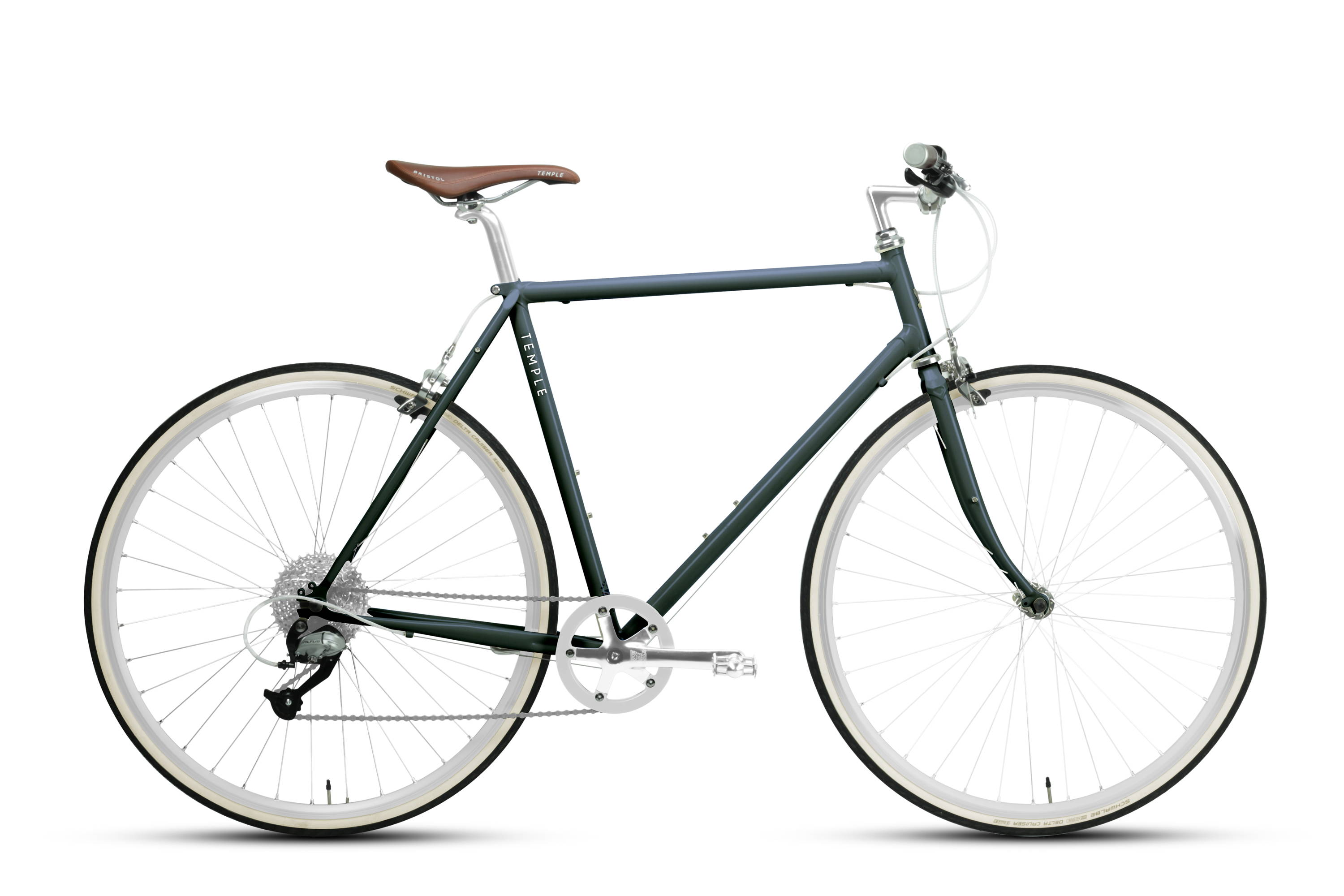 Temple Cycles - Lightweight bicycles, made to last