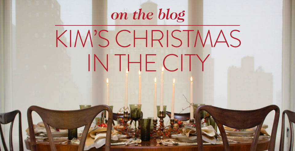 Kim's Christmas In The City