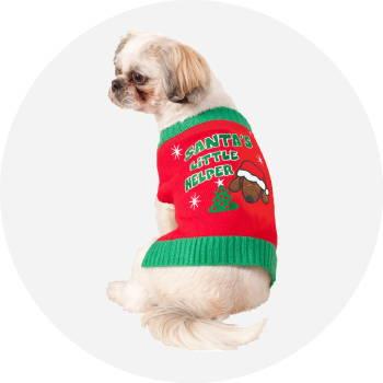 Christmas pets category