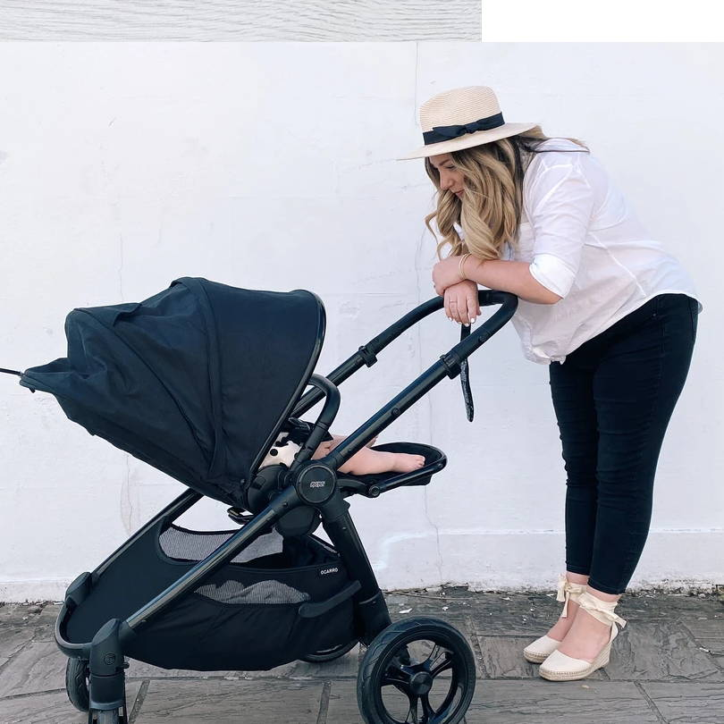 Holly Burge Raven Ocarro Pushchair Review