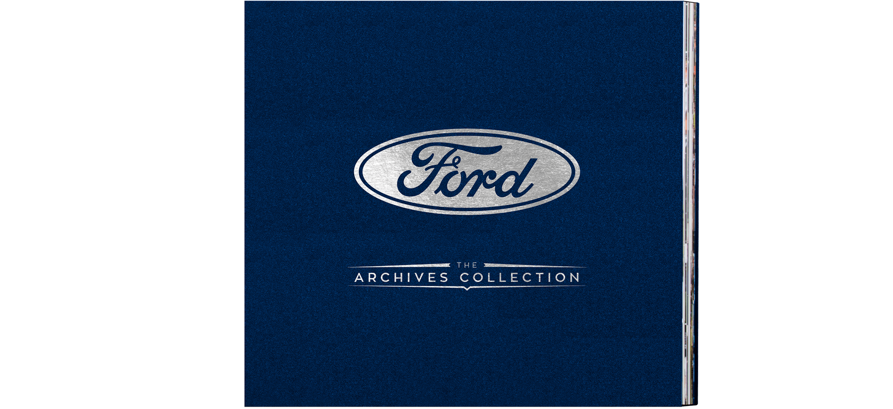 Ford The Archives Collection - Cover